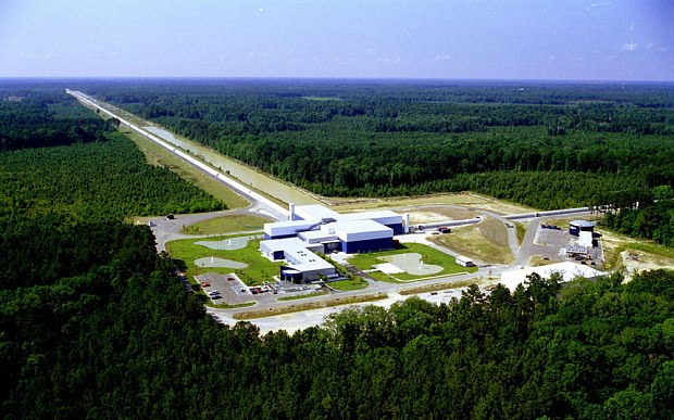 LIGO Louisiana (US)